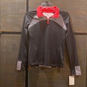 Girls Dri Fit long sleeve shirt. Size 10/12
